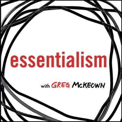 Essentialism with Greg McKeown:Greg McKeown, Wheelhouse Entertainment