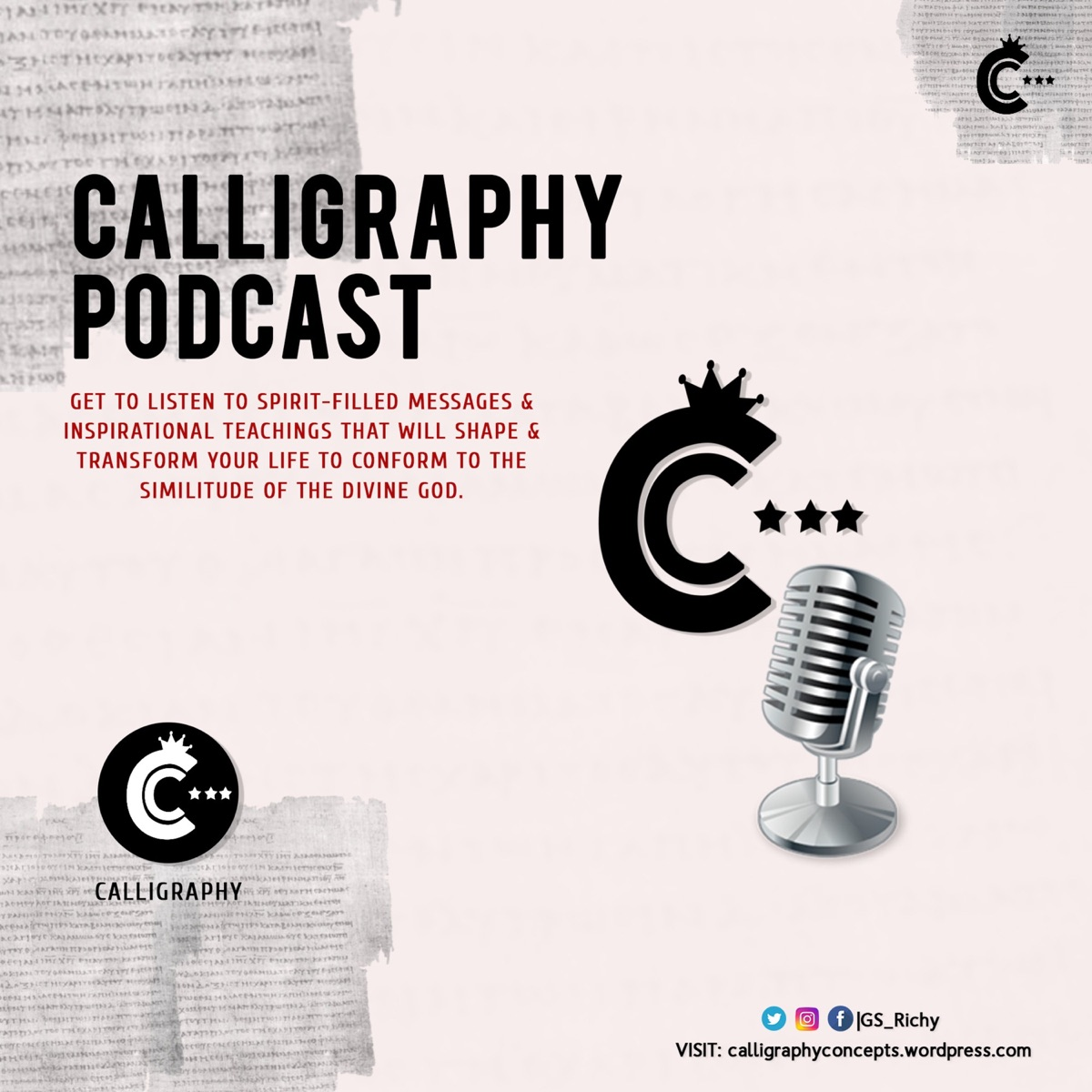Calligraphy Podcast