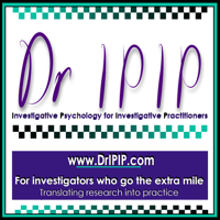 Dr IPIP Podcast, linking research to police practitioners podcast