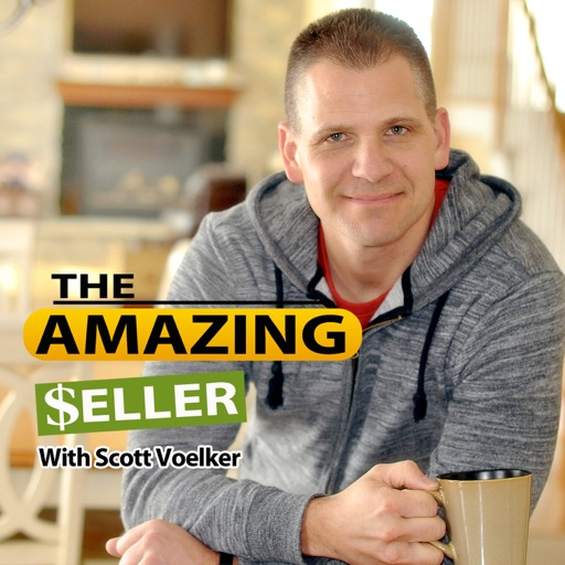 Cover image of The Amazing Seller Podcast
