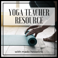 Podcast cover art for Yoga Teacher Resource Podcast