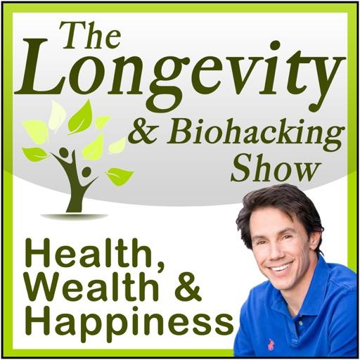 Cover image of The Longevity & Biohacking Show with Jason Hartman