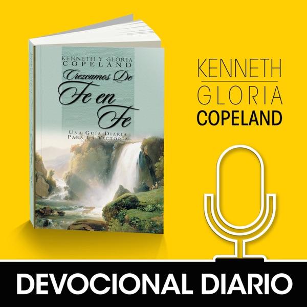 """Audio Devocional """"Crezcamos de Fe en Fe"""" - Ministerios Kenneth Copeland"""