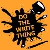 Do The Write Thing artwork