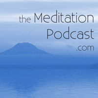 Podcast cover art for The Meditation Podcast