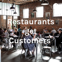 Restaurants get Customers podcast