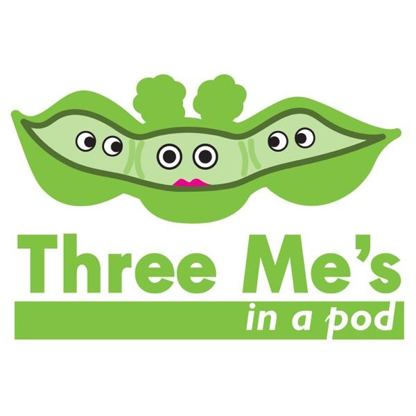 Three Me's in a Pod