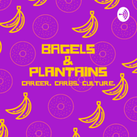 Bagels and Plantains podcast