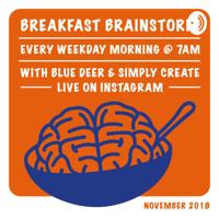 Breakfast Brainstorm podcast