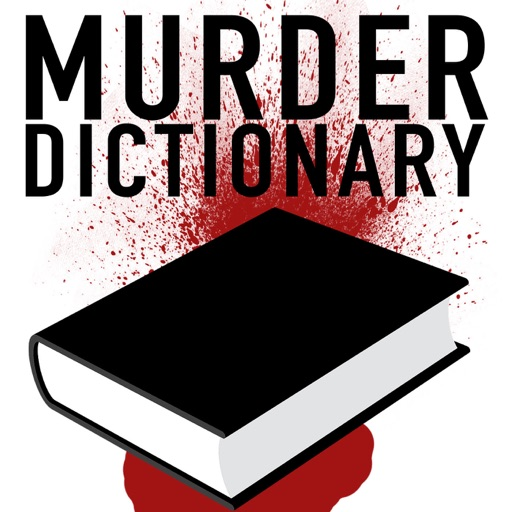 Cover image of Murder Dictionary