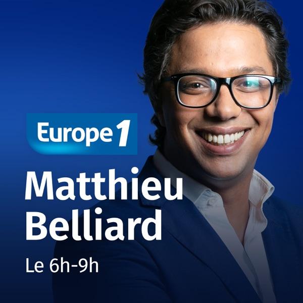 La matinale d'Europe 1 : le 6h-9h - Matthieu Belliard