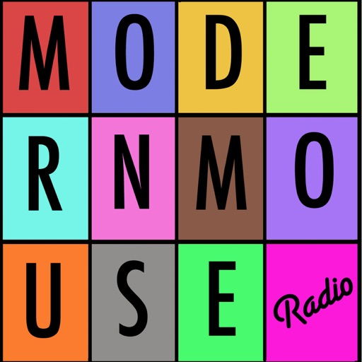 Cover image of Modern Mouse Radio-An Unofficial Disney Podcast
