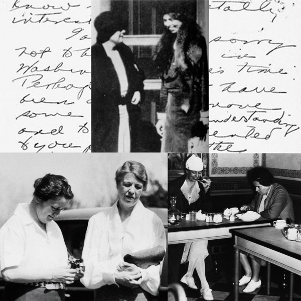 Reading Letters Eleanor Roosevelt And Lorena Hickok Wrote Each Other