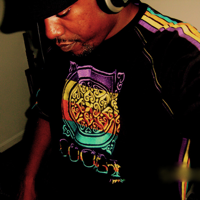 """DJ Crucial """"In The Zone"""" podcast"""