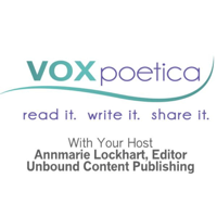 vox poetica's 15 Minutes of Poetry podcast