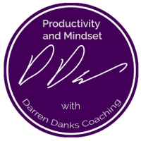 Productivity and Mindset with Darren Danks podcast