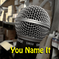 You Name It podcast