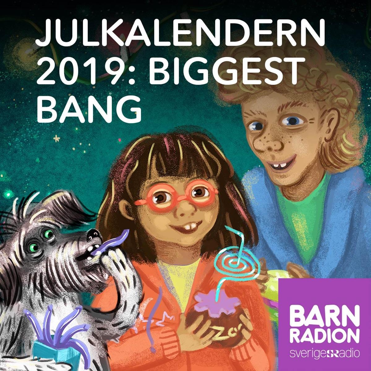 Julkalendern 2019: Biggest Bang