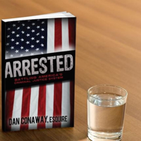 "Attorney and Author Dan Conaway and Mike Brooks Radio show ""Arrested"""