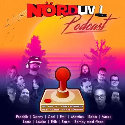 Nördliv - En podcast om spel och nörderi:Nördliv