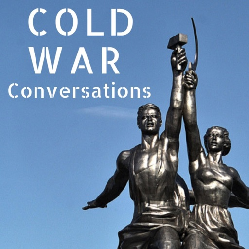 Cover image of Cold War Conversations History Podcast