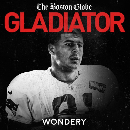 Cover image of Gladiator: Aaron Hernandez and Football Inc.