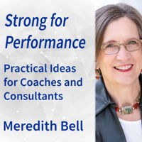 Strong for Performance podcast