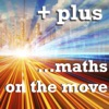 Plus podcast – Maths on the Move artwork