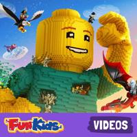 LEGO Worlds on Fun Kids podcast