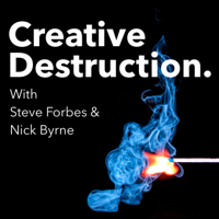 Creative Destruction podcast