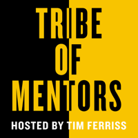 Podcast cover art for Tribe of Mentors