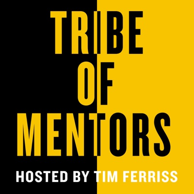 Tribe of Mentors:Tim Ferriss