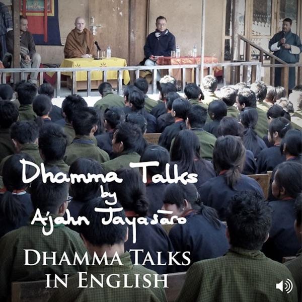 Dhamma Talks in English (audio)