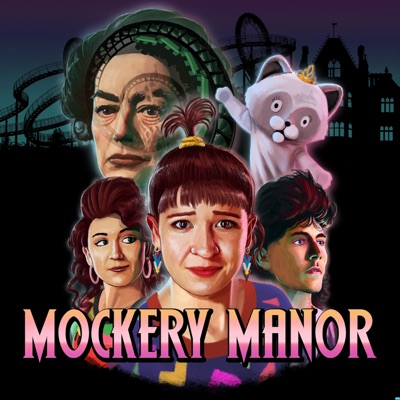 Mockery Manor:Laurence Owen and Lindsay Sharman