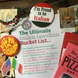 IAP 88: POWER HOUR: The Ultimate Italian American Bucket List