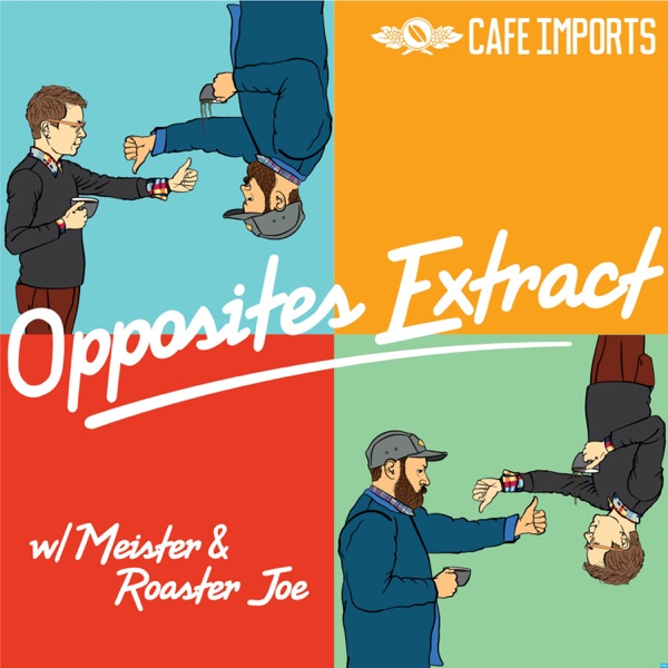 Opposites Extract: A Debate Podcast about Coffee