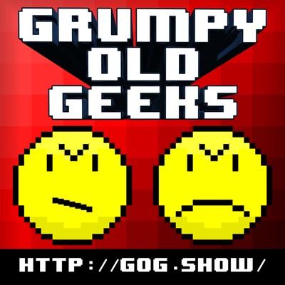 Grumpy Old Geeks:Jason DeFillippo & Brian Schulmeister with Dave Bittner