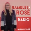 Rambles and Rosé Radio artwork