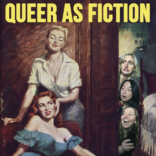 Cover image of Queer As Fiction