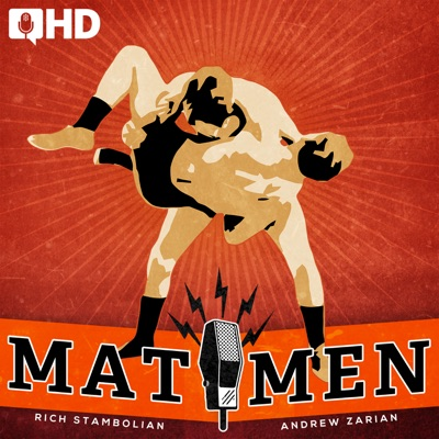 Mat Men Ep. 304 - NXT Reinvents The Cage Match