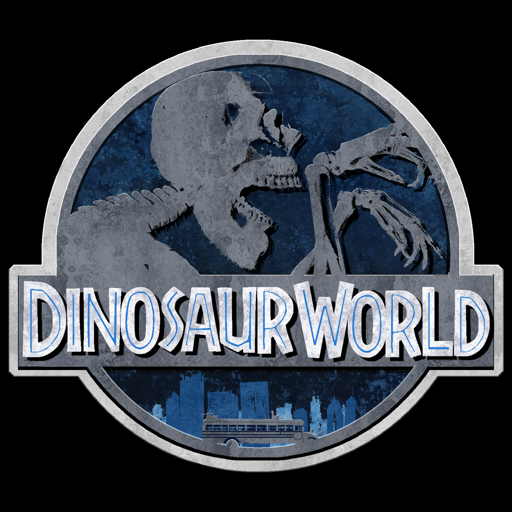 Cover image of Dinosaur Park: The 1986 Tabletop RPG