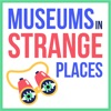 Museums in Strange Places artwork