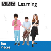 Podcast cover art for Ten Pieces