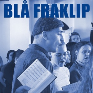Blå Fraklip