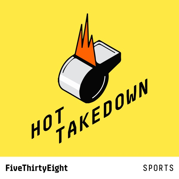 Hot Takedown banner backdrop