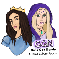 Girls Get Nerdy podcast