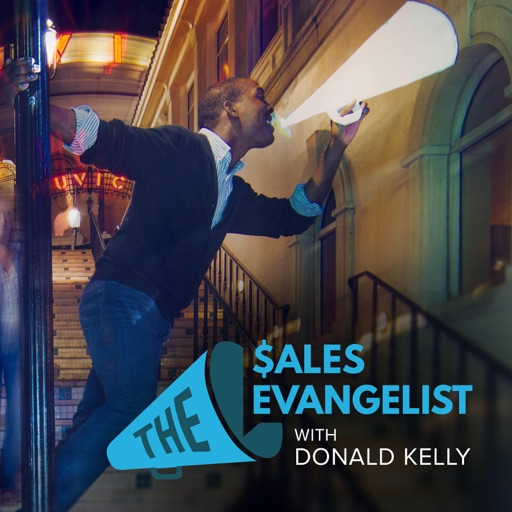 Cover image of The Sales Evangelist
