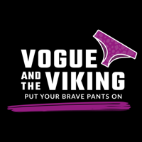 Brave Pants with Vogue and the Viking podcast