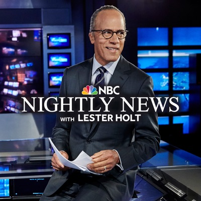 NBC Nightly News with Lester Holt:Lester Holt, NBC News