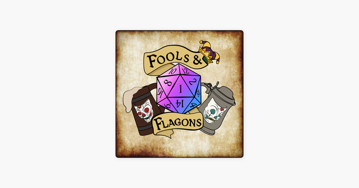 Fools & Flagons on Apple Podcasts